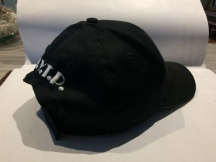 "Baseball Hat (back/side), ""M.Y.T.P."" stitched"