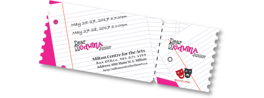 May 25-27 @ 7:30pm May 27-28 @ 2:00pm Milton Centre for the Arts Box Office: 905-875-5399 Address: 1010 Main St. E. Milton