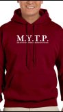 Limited Edition Red Pullover Hoodie (Front)